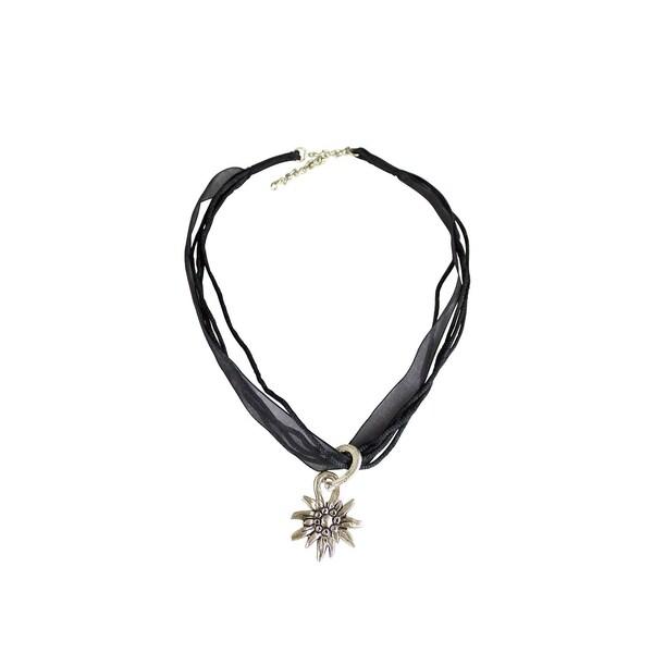 Edelnice Halskette Edelweiß 1