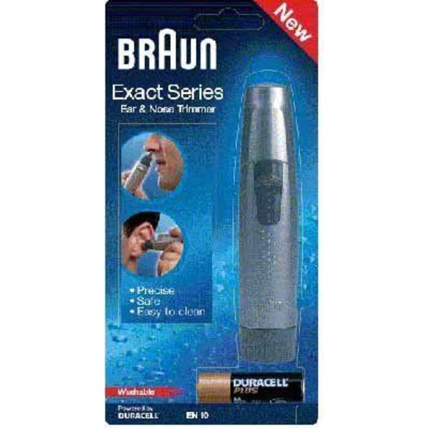 Braun EN 10 Ohr- und Nasenhaarschneider