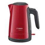 Bosch TWK 6A014 ComfortLine Wasserkocher rot 1,7L