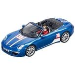 "Carrera 20027550 Evolution Porsche 911 Carrera S Cabriolet ""No.38"" Auto"