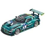 """Carrera 20023876 Digital 124 Mercedes-Benz SLS AMG GT3 """"Black Falcon, No.5"""" Auto"""