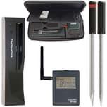 The MeatStick Set 4 BR662 Bridge 2, kabelloses Bluetooth Thermometer 90 m & WiFi-Bridge