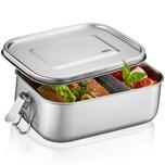GEFU 12734 Edelstahl Lunchbox ENDURE klein, 1000 ml
