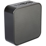 Audio Affairs PR 001 BK mobiles Bluetooth-Steckdosenradio, Schwarz