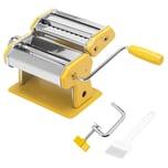 bremermann Nudelmaschine Edelstahl gelb