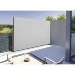 Gartenfreude Sichtschutz Seitenmarkise Lärmschutz 180 x 300 cm