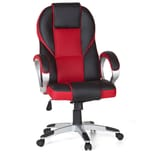Amstyle Bürostuhl 119 x 63 x 57 cm Rot