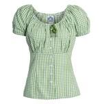 Hammerschmid Trachtenbluse Damen Grün