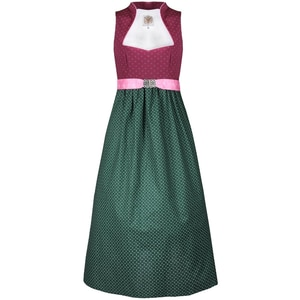 Apple of my Eye Umstandsdirndl Damen Bordeaux