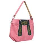 Almsach Trachtentasche Damen Rosa