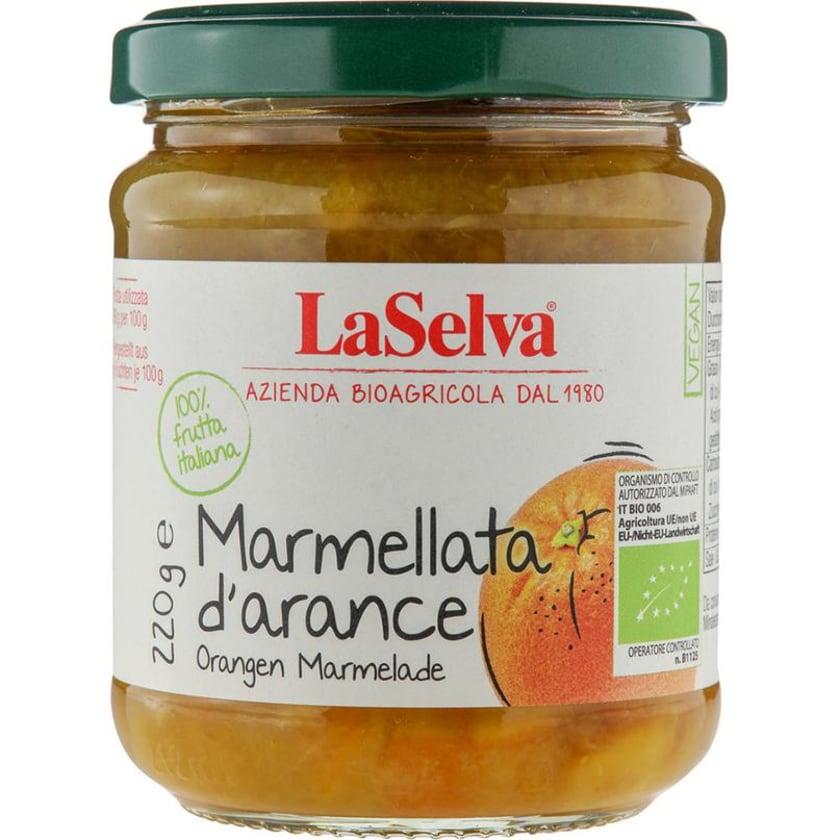 LaSelva Orangen Marmelade 220g