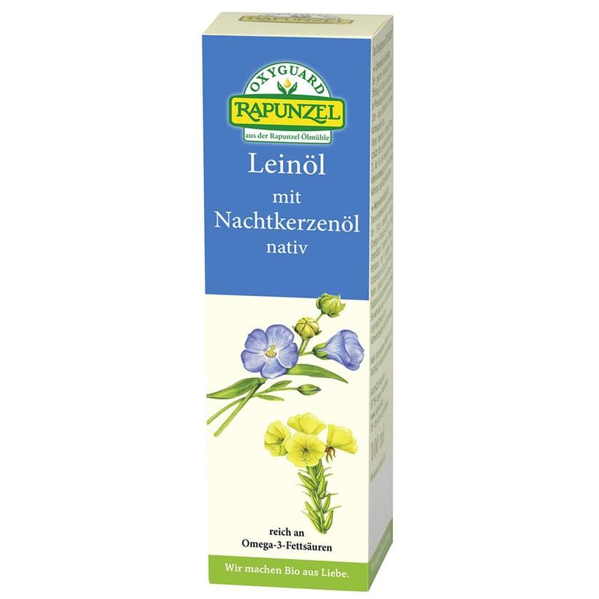 Rapunzel Leinöl mit Nachtkerzenöl Bio 100ml