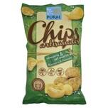 Pural Bio Kartoffel-Chips Rosmarin & Meersalz 120g