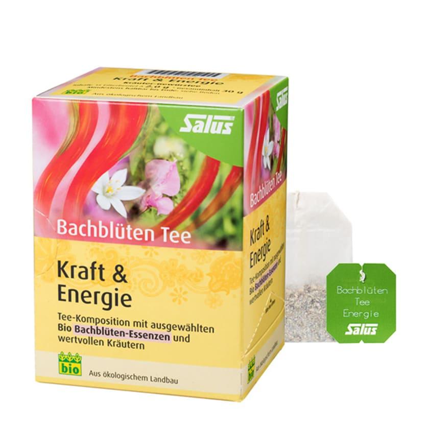Salus BachblütenTee Kraft & Energie 30g