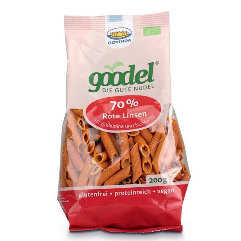 Govinda Goodel Nudel R. Linse-Lupin 200g