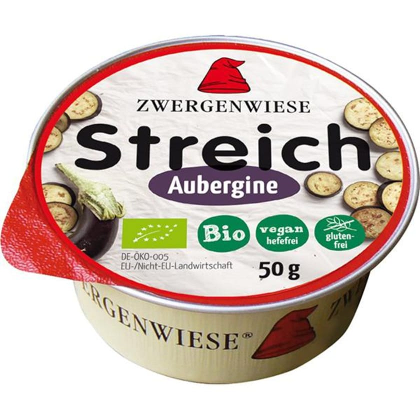 Zwergenwiese Aubergine Kleiner Streich 50g