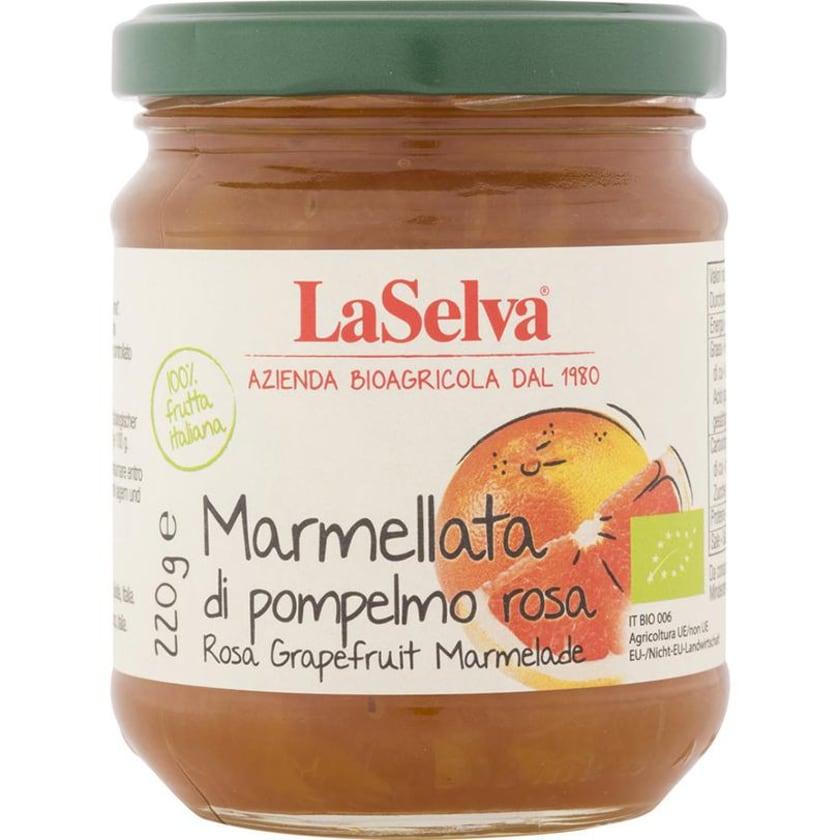 LaSelva Rosa Grapefruit Marmelade 220g