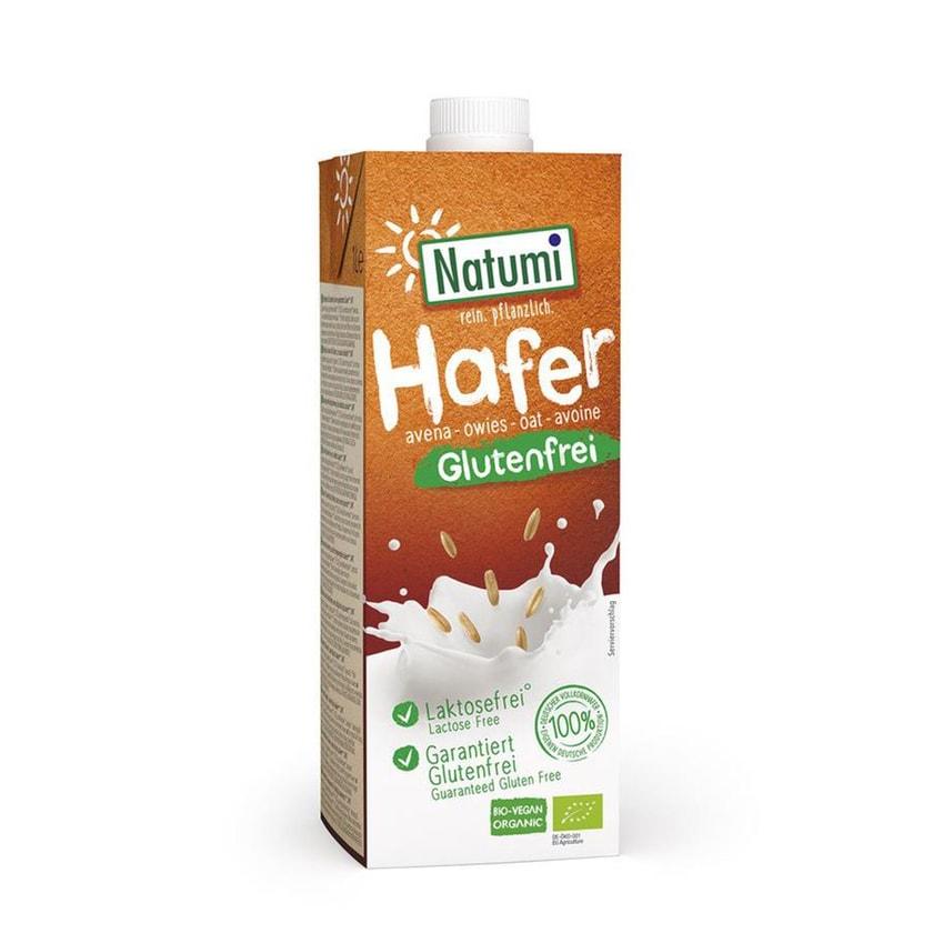 Natumi Haferdrink Glutenfrei 1l Bio