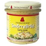 Zwergenwiese Bio SmörreBröd Curry-Linse 140g