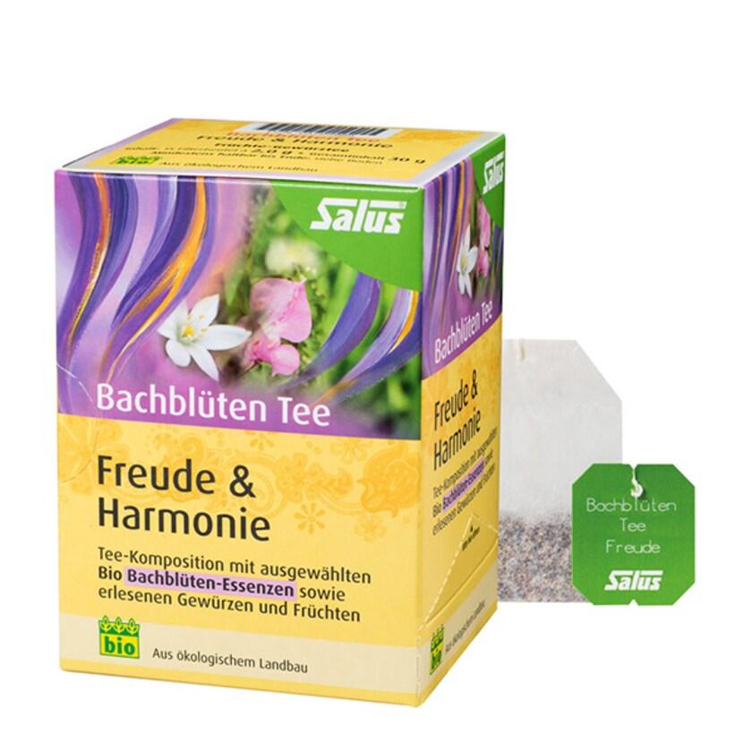 Salus BachblütenTee Freude & Harmonie 30g