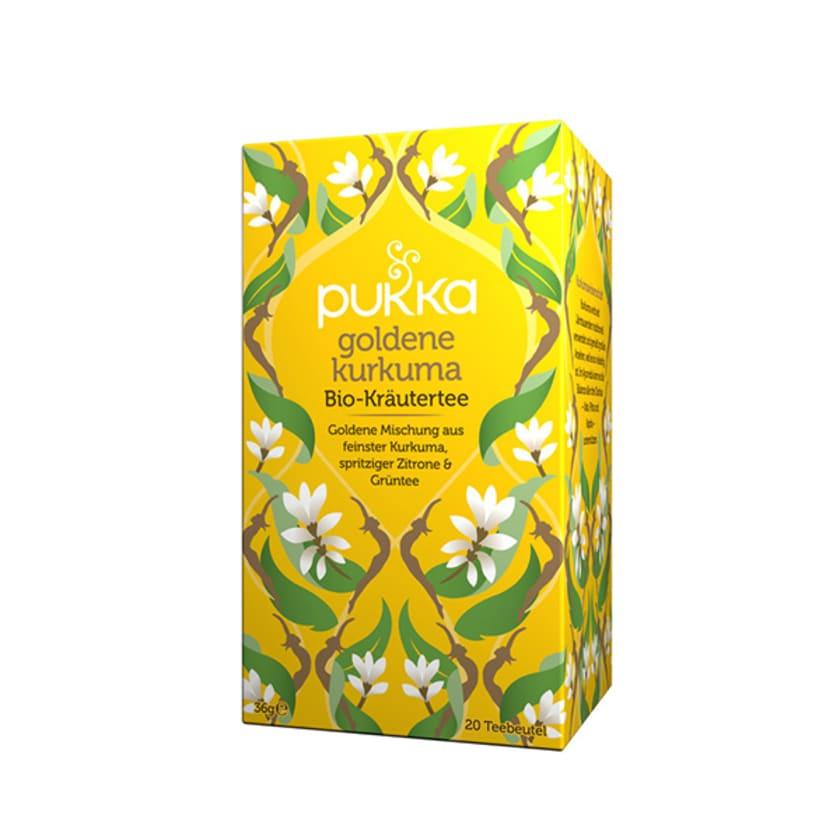 Pukka Bio Goldene Kurkuma Tee 20 Beutel