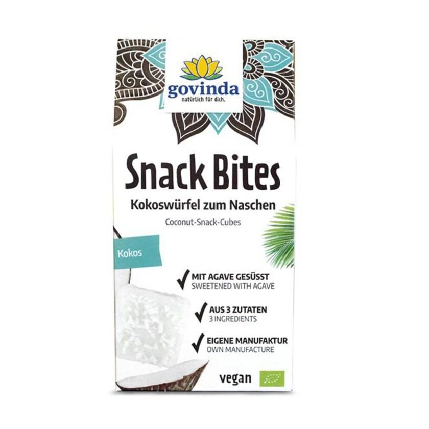 Govinda Snack Bites Kokos 100g