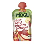 Mogli Trink Obst - Apfel, Banane, Erdbeere 100g Bio