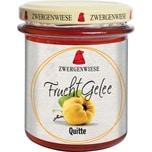 Zwergenwiese Bio Frucht Gelee Quitte 195g