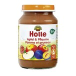 Holle Baby Food Apfel & Pflaume 190g