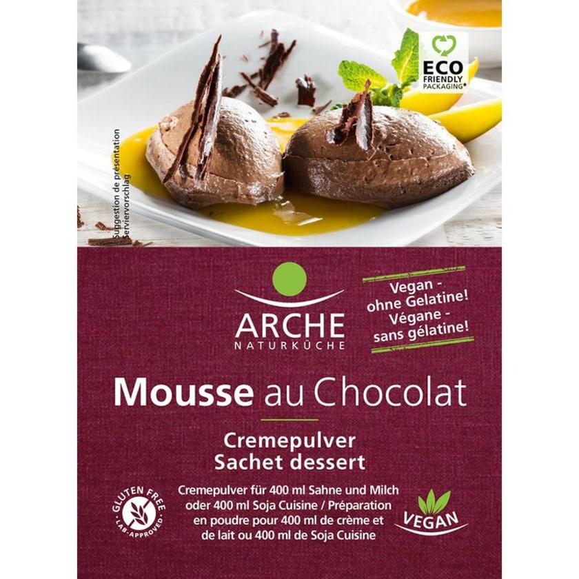Arche Naturküche Mousse au Chocolat 78g