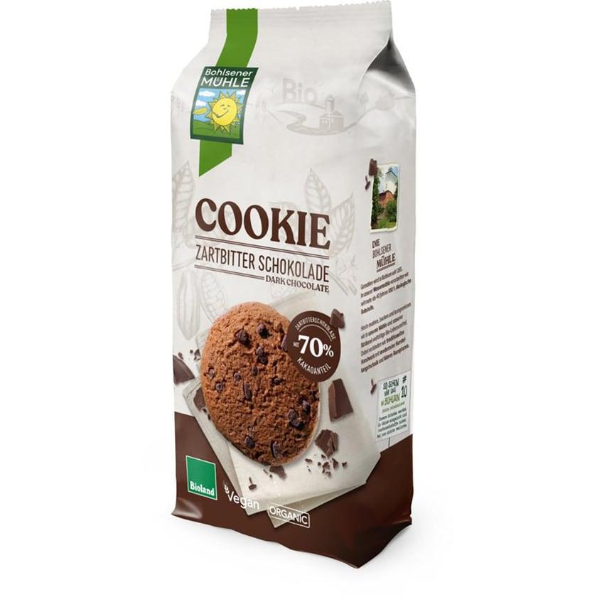 Bohlsener Mühle Bio Cookie mit Zartbitterschokolade 175g
