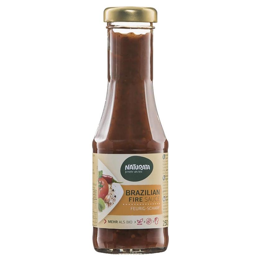 Naturata Bio Brazilian Fire Sauce 250 ml