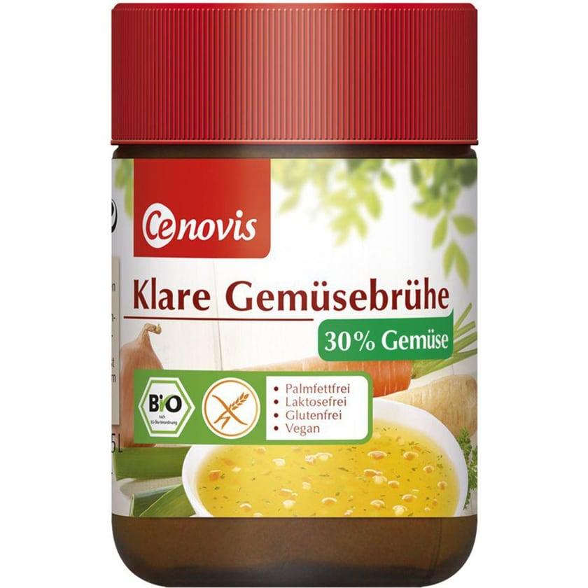 Cenovis Klare Gemüsebrühe feinkörnig, bio 100g