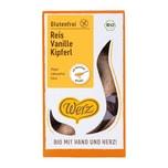 Werz Reis-Vanille-Kipferl 125g Bio