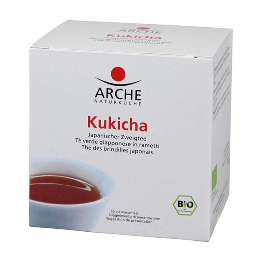 Arche Naturküche Kukicha, Aufgussbeutel 15g