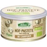 Allos Hof Pastete Champignon 125g