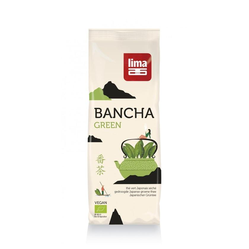 Lima Bio Green Bancha Tea lose 100g