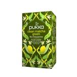 Pukka Bio Clean Matcha Green Tee 20 Beutel