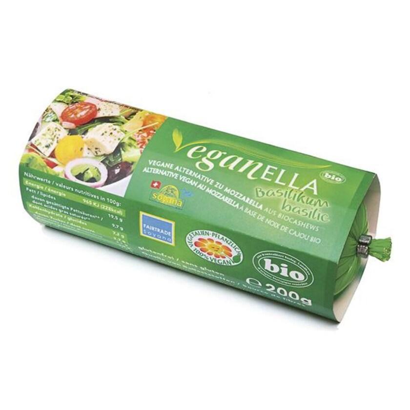Soyana Bio Veganella Basilikum 200g