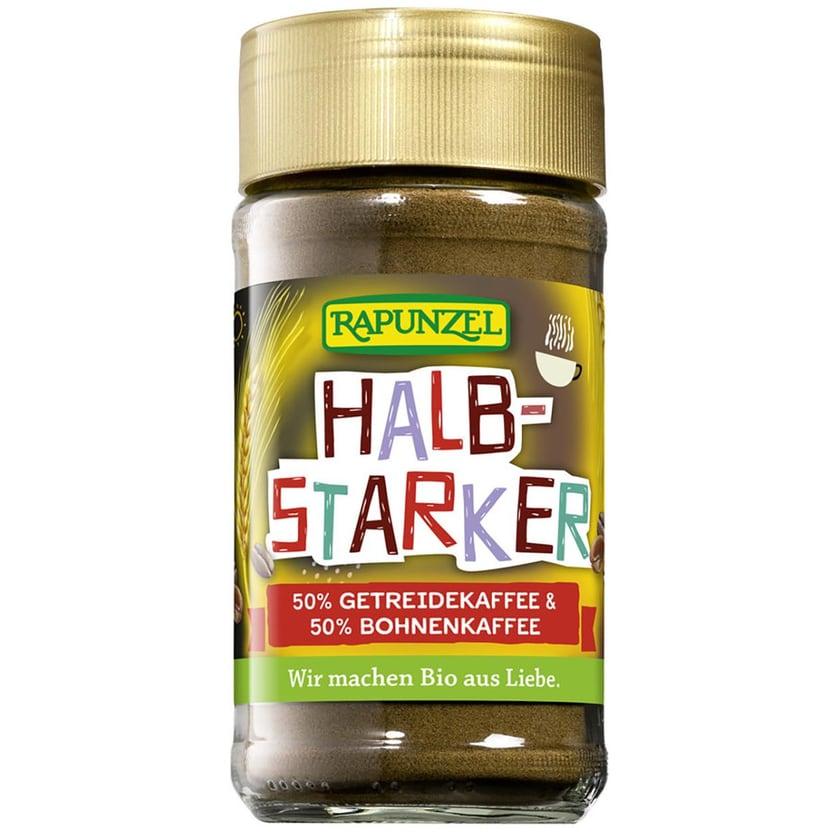 Rapunzel Bio Chicco Mezzo Instant Getreide-Bohnenkaffee 100g