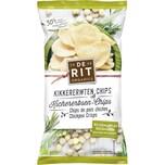de Rit Kichererbsen-Chips Rosmarin 75g