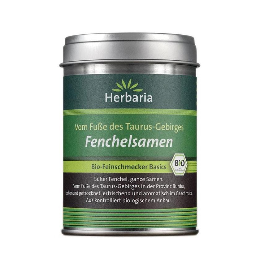 Herbaria Fenchelsamen süß, ganz 40g