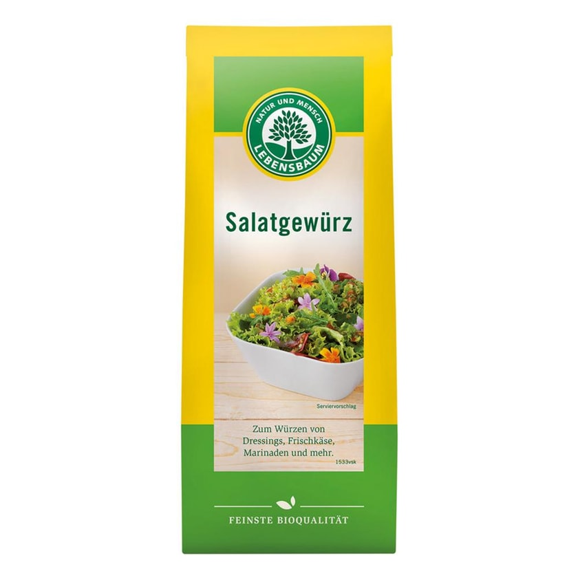Lebensbaum Salatgewürz 40g