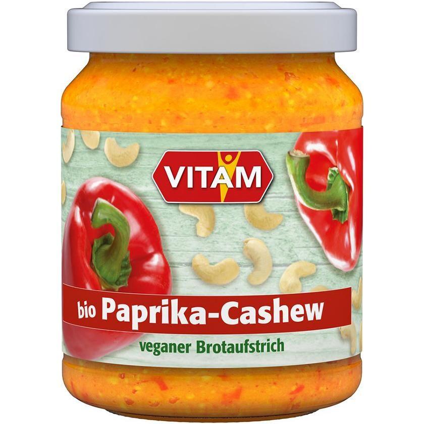 Vitam Paprika-Cashew 125g Bio
