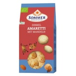 Sommer Dinkel Amaretti Mandelgebäck 125g Bio