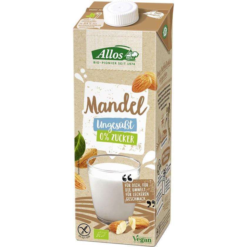 Allos Mandel-Drink Naturell 1l