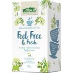 Allos Feel Free & Fresh Gewürztee 30g