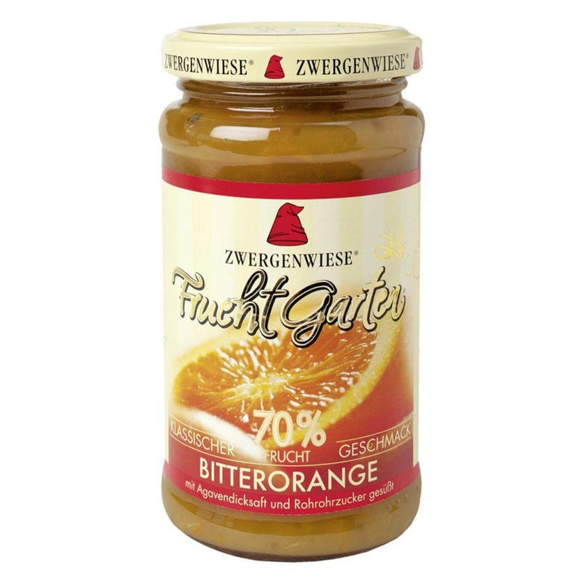 Zwergenwiese Bio Fruchtgarten Bitterorange 225g