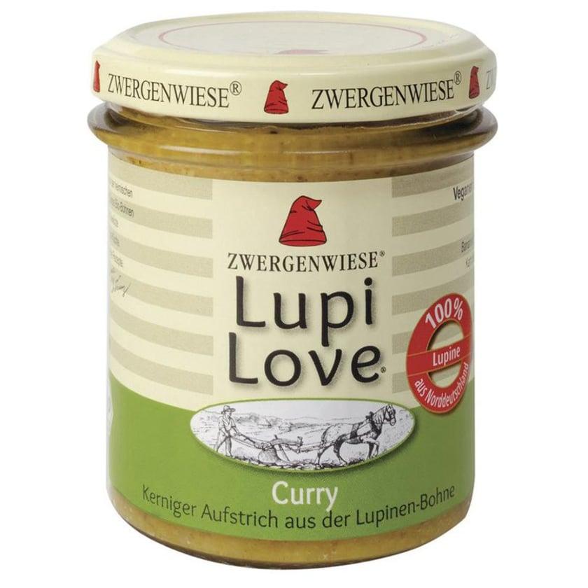 Zwergenwiese Bio LupiLove Curry 165g