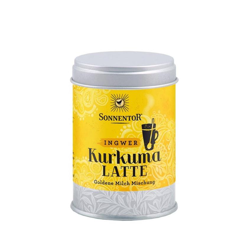 Sonnentor Kurkuma-Latte Ingwer Dose 60g